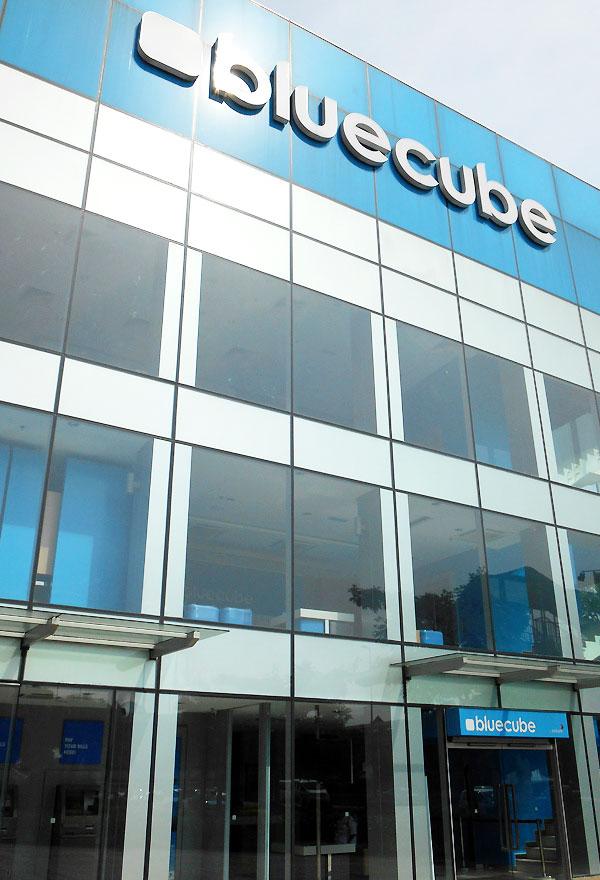 Celcom Bluecube
