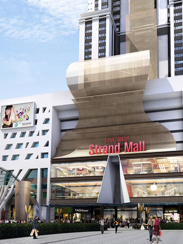 The Strand Mall & Residences